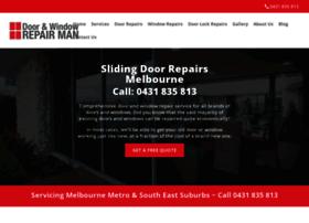 doorandwindowrepairman.com.au