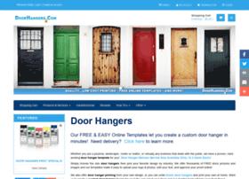 doorhangers.com