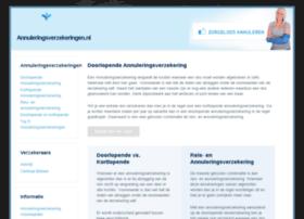 doorlopendeannuleringsverzekering.net