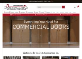 doorsandspecialties.com