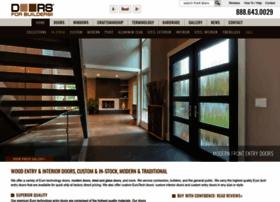 doorsforbuilders.com