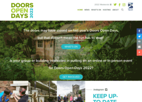 doorsopendays.org.uk