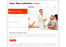doorstepcollectionloans.org.uk