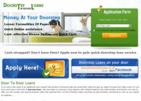 doorsteploansonyourdoor.co.uk