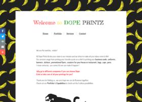 dopeprintzaruba.com