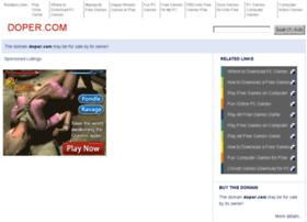 doper.com