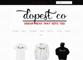 dopestco.com