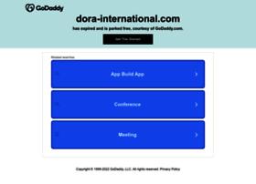 dora-international.com