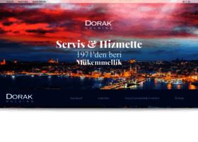 dorakholding.com.tr