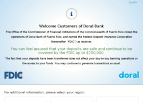 doralbank.com