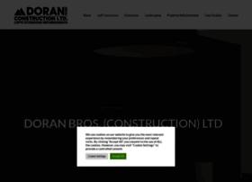 doranbrosconstruction.co.uk