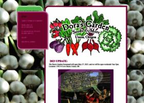 dorasgarden.com