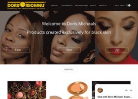 dorismichaelscosmetics.com