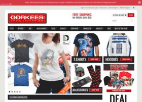 dorkees.com
