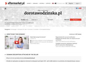 dorotawodzinska.pl