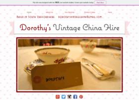 dorothysvintagechina.co.uk