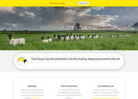 dorpersheepsociety.co.uk
