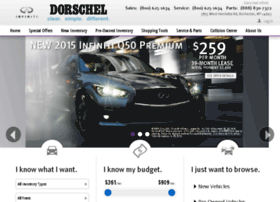 dorschelinfiniti.calls.net