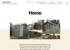 dorsetsheds.co.uk