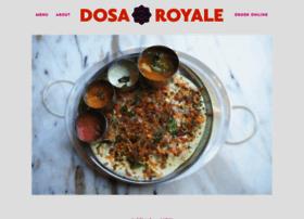 dosaroyale.com
