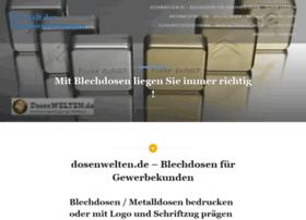 dosenwelten.de