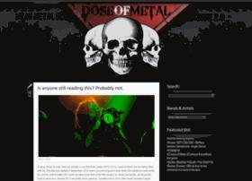 doseofmetal.com