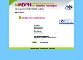 dossiermdph.ain.fr