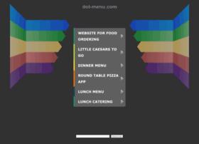 dot-menu.com