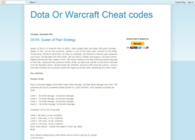 dota-warcraft-cheatcodes.blogspot.in