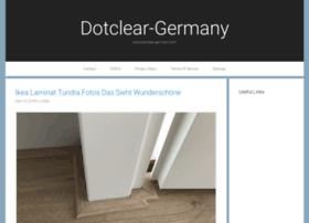 dotclear-germany.com