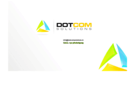 dotcomsolutions.in