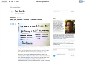 dotearth.blogs.nytimes.com