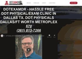 dotexamdr.com