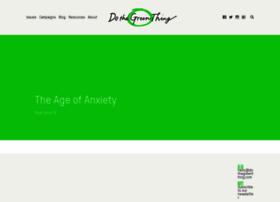 dothegreenthing.com