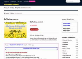 dothethao.com.vn