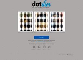 dotifier.touchfoundry.co.za