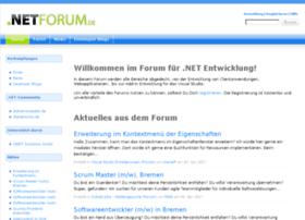 dotnet-forum.de