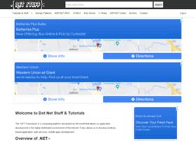 dotnet-stuff.com