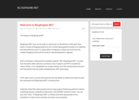 dotnetblogengine.net
