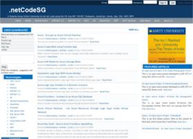 dotnetcodesg.com