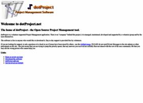 dotproject.net