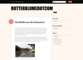 dotterblumedotcom.wordpress.com