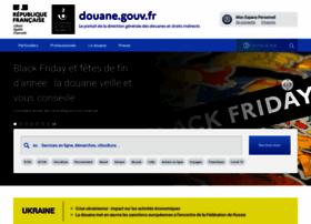 douane.gouv.fr