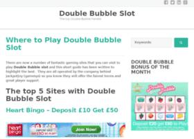 doublebubbleslot.uk