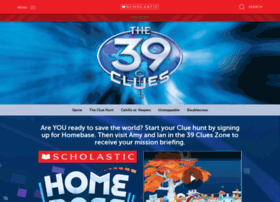 doublecross.scholastic.com