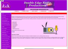 doubleedge-radioproductions.org