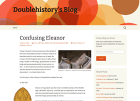 doublehistory.wordpress.com