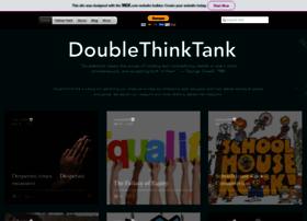 doublethinktank.net