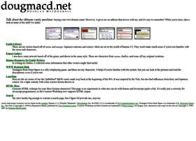 dougmacd.net