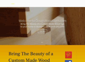 dougswoodsigns.com